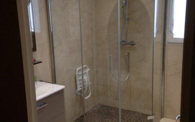 Rénovation de salle de bain en Meurthe-et-Moselle