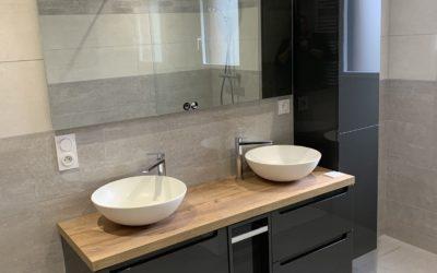 Création de salle de bain à Saint-Dié