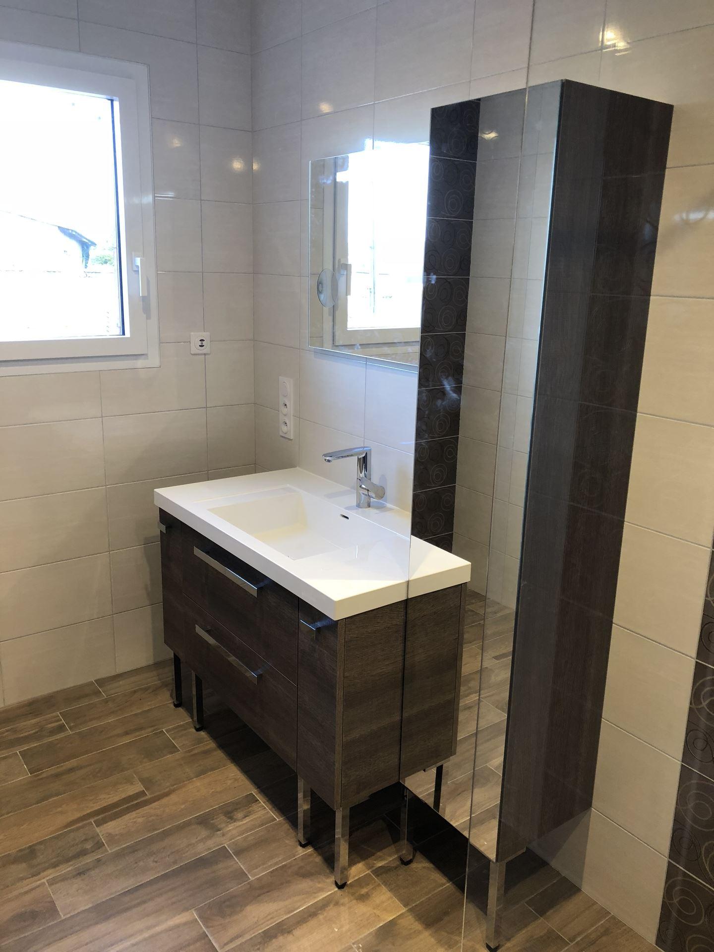 salle de bain à Lunéville